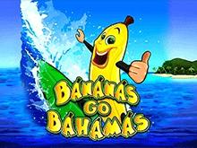 Игровые автоматы Bananas Go Bahamas на деньги