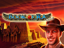 Book Оf Ra Deluxe в Вулкане на деньги