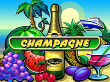 Champagne в Вулкане на деньги