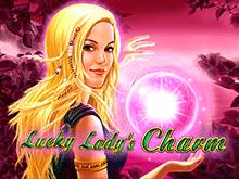 Lucky Lady's Charm - игровые автоматы на деньги