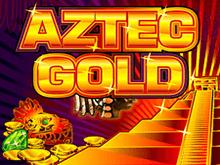 Автомат Aztec Gold в казино 777