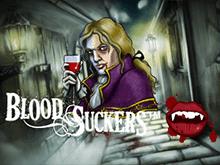 Автомат на деньги Blood Suckers в Вулкане
