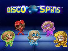 Онлайн в Вулкан играть на деньги в Disco Spins