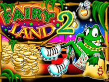 Игровые автоматы на реальные деньги Fairy Land 2