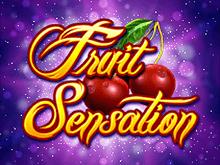 Автоматы Вулкан играть на деньги Fruit Sensation
