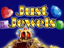 Игровые автоматы на реальные деньги Just Jewels