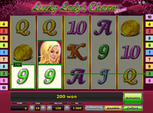 Игровые автоматы Lucky Lady's Charm Deluxe онлайн