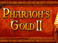 Игровые автоматы на реальные деньги Pharaohs Gold 2