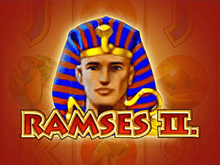 В игровые автоматы Вулкан играть на деньги Ramses II