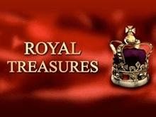 Игровые автоматы на реальные деньги Royal Treasures