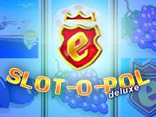 Автомат Slot-O-Pol Deluxe на деньги