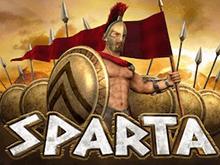 Автомат Sparta в казино 777