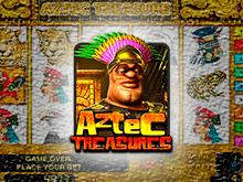 Автомат Сокровища Ацтеков в Вулкан