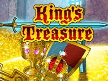 Слот Королевские Сокровища для игры на деньги